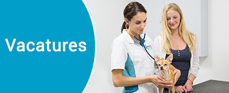 Beeld vacatures Pets Health